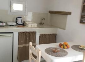 Hotel Aspasia, Agia Anna Naxos