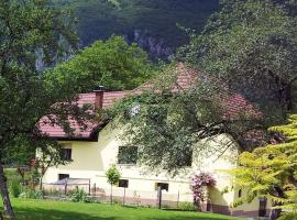 Apartments and rooms Oasis of peace, Bovec