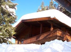 Alpenchalet Schneerosl, Zauchensee