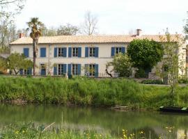 La Balangere, Coulon
