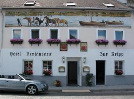 Hotel Restaurant Zur Kripp, Koblenz