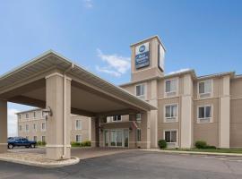 Best Western Legacy Inn & Suites Beloit/South Beloit, South Beloit