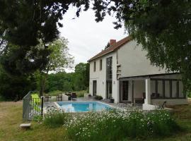 Villa Montingeat, Montaigut-en-Combraille