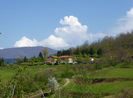 Sambucheta Giulia, Londa