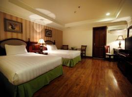 Villa Caceres Hotel, Naga