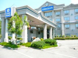 Coast Abbotsford Hotel & Suites, Abbotsford
