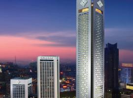 Jinling Hotel, นานกิง