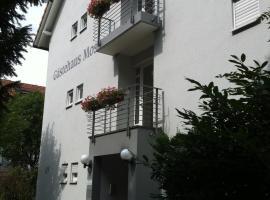 Gästehaus Moser, Weil am Rhein