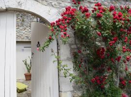 Appartement/terrasse bord-Ardèche, Lanas