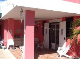 Barefoot Travelers Rooms, Bajandas