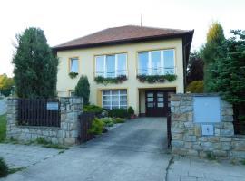 Apartman Springerovi, Slavonice