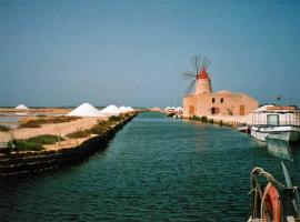Villetta mare isole e kitesurf, Marsala