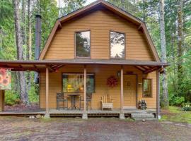 Sabala Cabin, Randolph