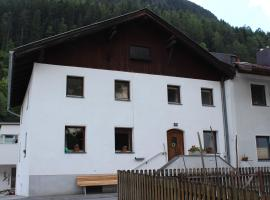 Wohlfuhlhaus in Schonwies, Schönwies