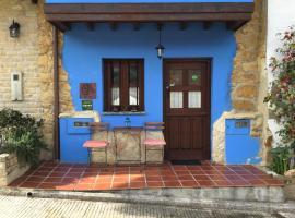 Casa Luisa, Nava