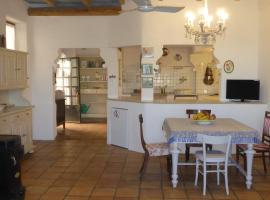 Casa Rocca, Capena