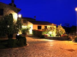 Residence il Poggiolino, Montecarelli