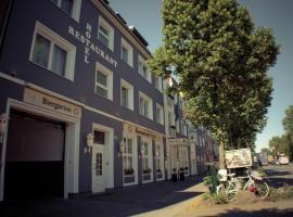 Hotel Stadt Emmerich, Emerichas