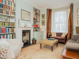 Amazing 4-Bed Family Home in Battersea, London