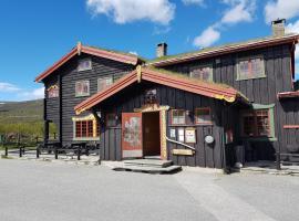 Dovregubbens Hall, Vålåsjø