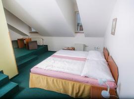 Hotel U Sládků, Prag