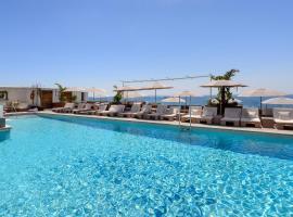 Hotel Cenit & Apts. Sol y Viento, Grad Ibiza