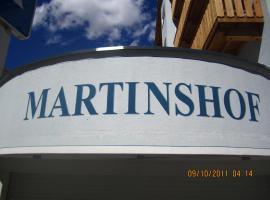 Martinshof, Obergurgl