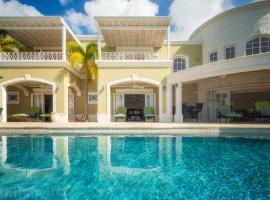 Monkey Hill Luxury Villa, Saint James