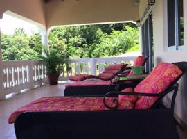 Villa Isis, Saint Lucia, Marigot Bay