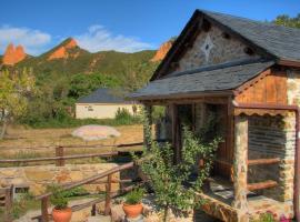 Complejo Rural Agoga de Las Médulas, Las Médulas