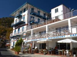 Elyssia Hotel, Pedoulas