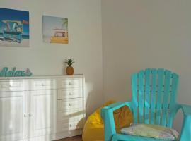 Casa Azul na Praia, o oceano aos seus pés!, Leiria