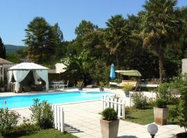 La Caldamente, Rieux-de-Pelleport