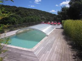Belle villa 200m² Grimaud (flipers, babyfoot et piscine), Grimaud