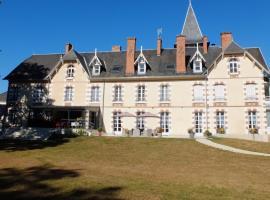 Appartement avec terrasse, Neuvy-sur-Barangeon
