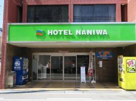 Hotel Naniwa Shimanouchi, Osaka