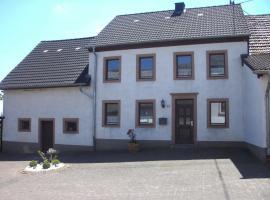 Ferienhaus Zur schönen Aussicht, Gerolstein