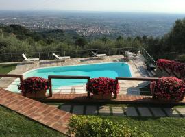 Villa l'Uliveta, Montecatini Terme