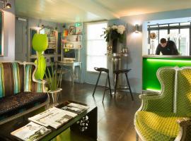 I migliori 30 hotel di parigi francia offerte hotel a for Design hotel parigi