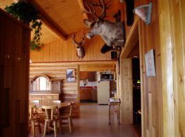 Stewarts Lodge and Camps, Nimpo Lake
