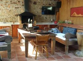 La Solana de El Solei Paraiso en el Montseny, Arbúcies