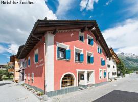 Hotel Chesa Rosatsch - Home of Food, Celerina