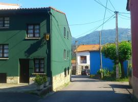 Apartamentos El Castru Andrin, Andrín