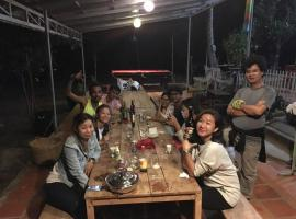Kdard La Tente, Kampot