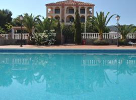 Hotel Sancho III, Alcossebre