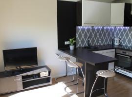 Hirvepargi apartment, Sauga