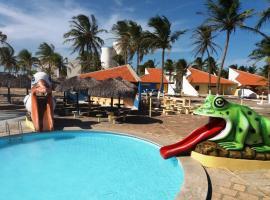 Hotel Pousada Barramares, Luis Correia