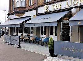 The Lion & Key Hotel