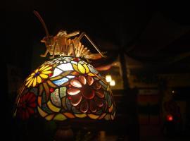 Dulan The Travel Bug Bistro Inn, Donghe