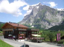 Hotel Alpenblick, Grindelwald